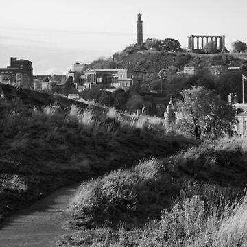 Carlton hill view by Jarivip