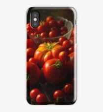 Fresh Tomatoes iPhone Case/Skin