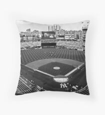 Just Before The Game Throw Pillow