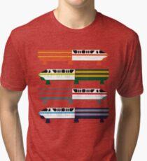 Das Einschienenbahn-System Vintage T-Shirt
