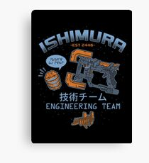 Ishimura Engineering Canvas Print
