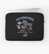 Ishimura Engineering Laptop Sleeve
