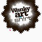 Just another WANKY ART SHIRT! by o0OdemocrazyO0o