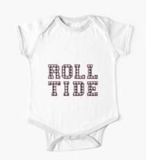 Roll Tide Logo One Piece - Short Sleeve