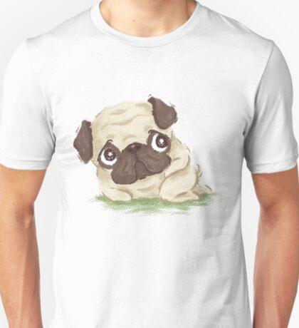 Pug shy T-Shirt