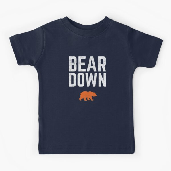 Bear Down Kids T-Shirt