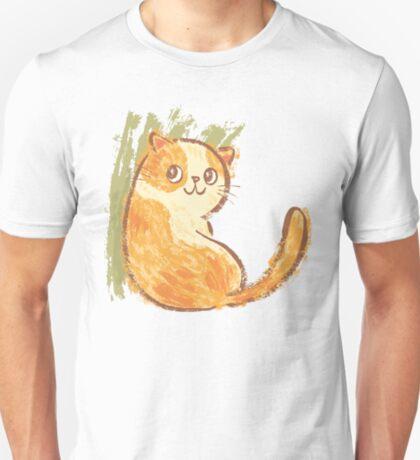 Smile of fat cat T-Shirt