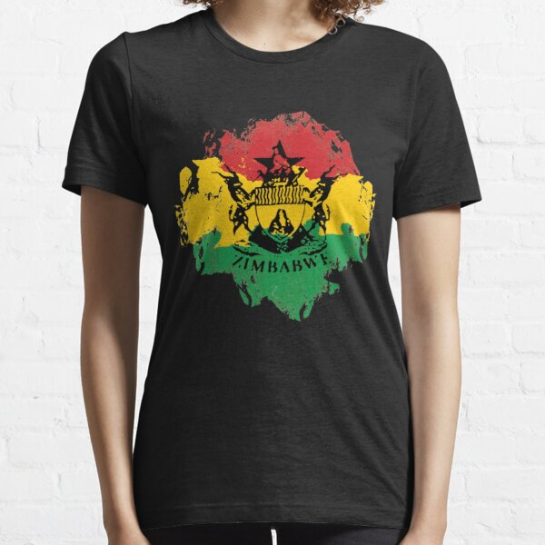 Zimbabwe Essential T-Shirt