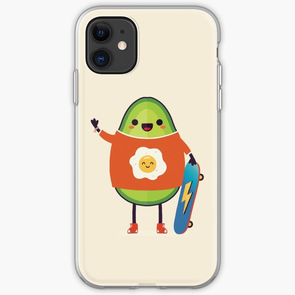 Avo-Kiddo iPhone Case & Cover