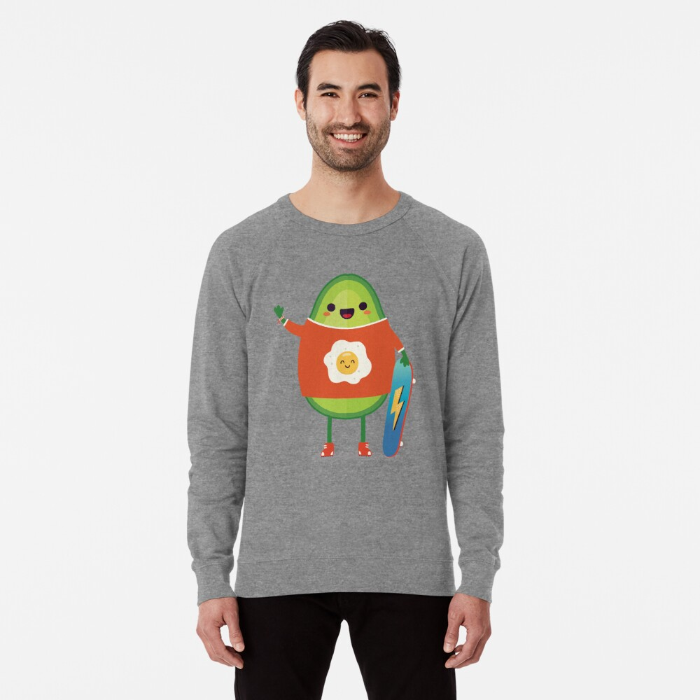Avo-Kiddo Lightweight Sweatshirt