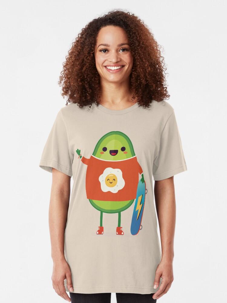 Alternate view of Avo-Kiddo Slim Fit T-Shirt