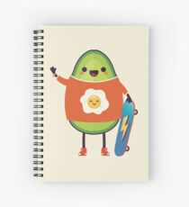 Avo-Kiddo Spiral Notebook