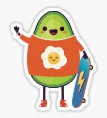 Avo-Kiddo Sticker