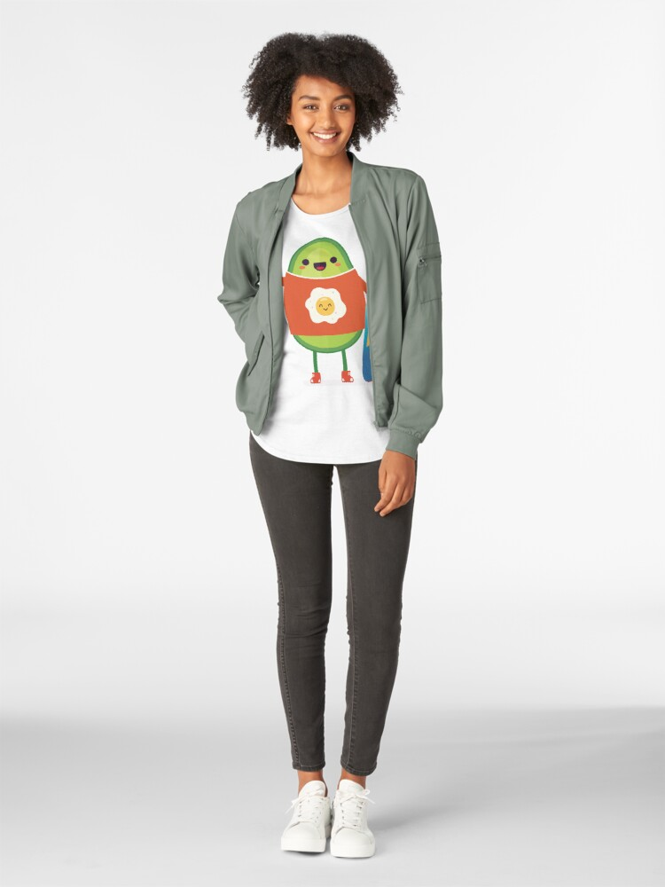 Alternate view of Avo-Kiddo Premium Scoop T-Shirt