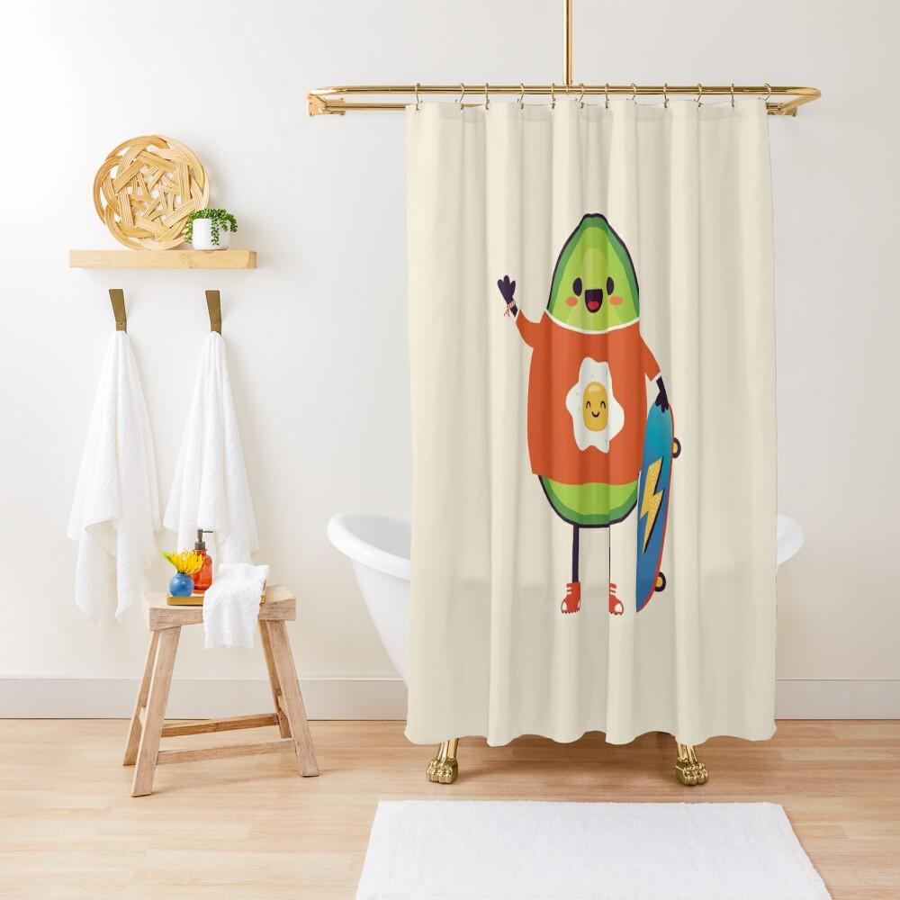 Avo-Kiddo Shower Curtain