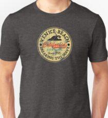 Venice Beach California Slim Fit T-Shirt