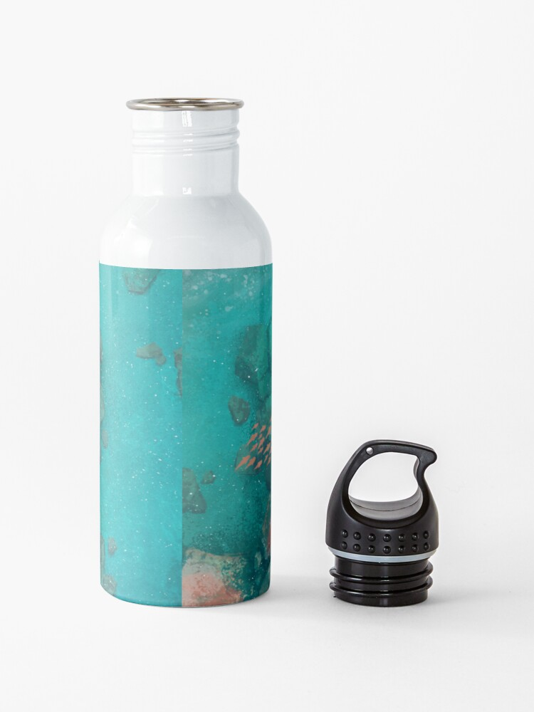 Alternate view of Saltwater Summer Water Bottle