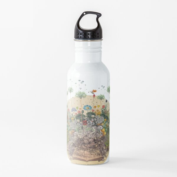 FANTASTIC BOTANICAL Water Bottle