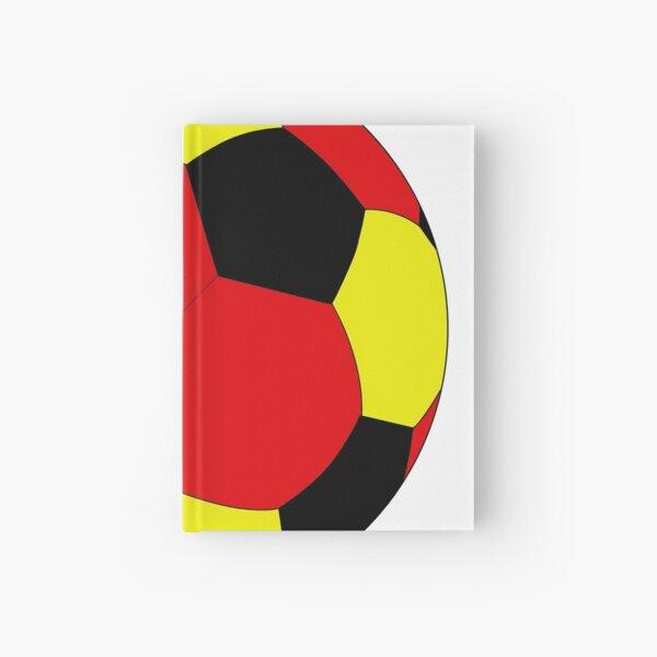 Fußball Deutschland Notizbuch