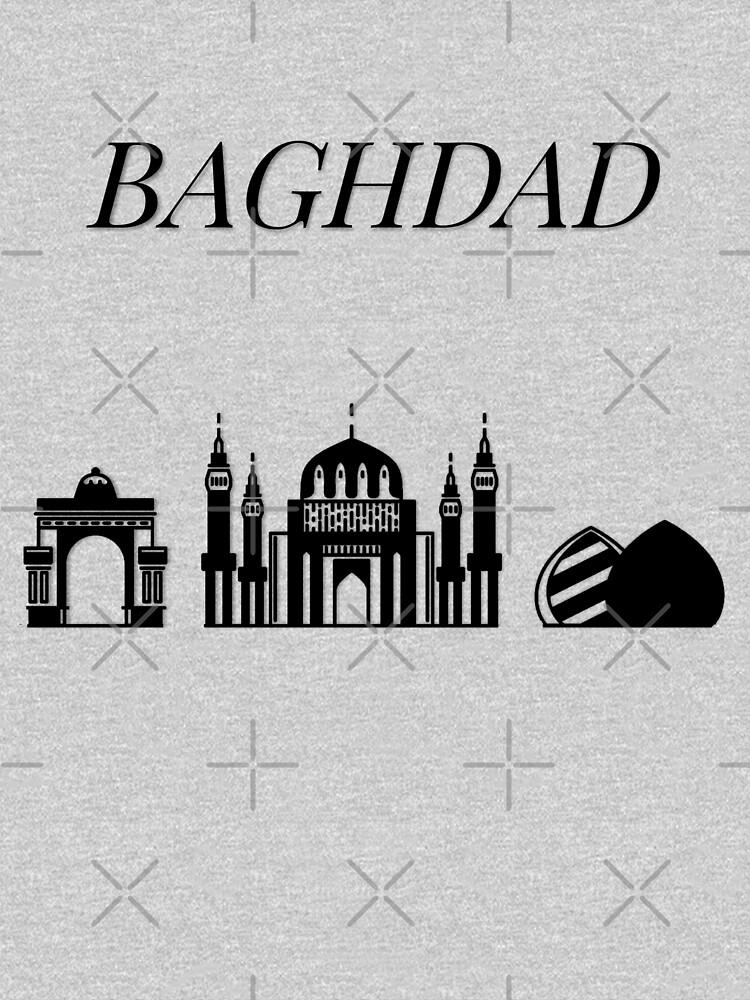 Baghdad, Iraq Skyline by marosharaf