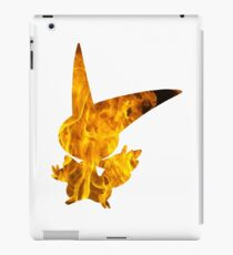 Victini used overheat iPad Case/Skin
