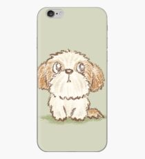 Shih Tzu puppy iPhone Case