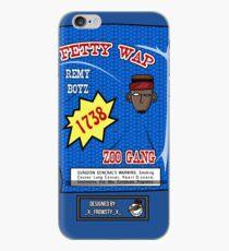Fetty Wap Backwoods iPhone Case
