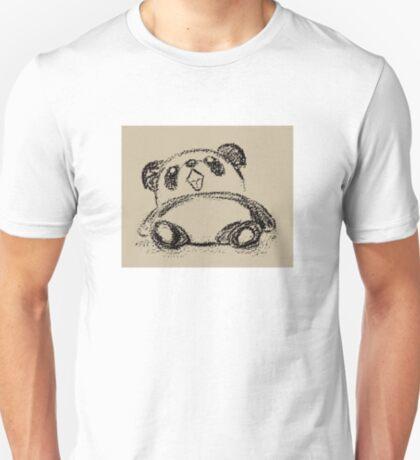 Panda sketch T-Shirt