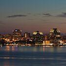 Halifax Skyline by Atlantic Dreams