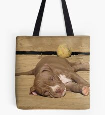 Wake Me When It's Over Tote Bag