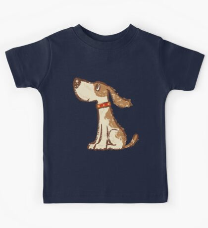 Hound sitting Kids Clothes
