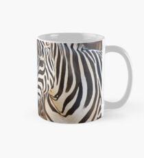 Zebra Mama und Baby Tasse