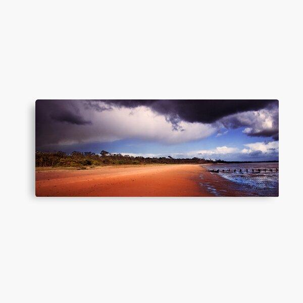 Apocalyptic Beach Canvas Print