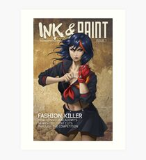 Ink & Paint 1: KLK Art Print
