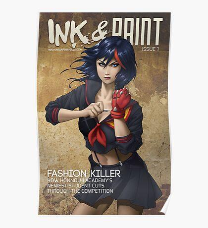 Ink & Paint 1: KLK Poster