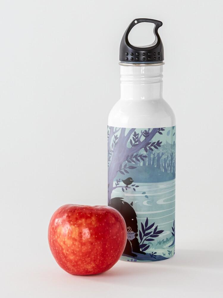 Alternate view of A Quiet Spot of Tea Water Bottle