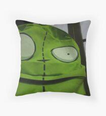 Gir Throw Pillow