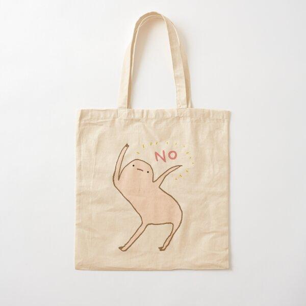 Honest Blob Says No Cotton Tote Bag