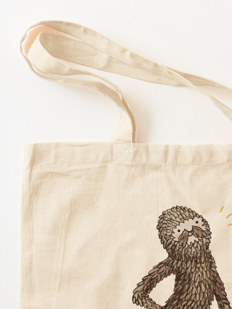 Alternate view of Sassquatch Tote Bag