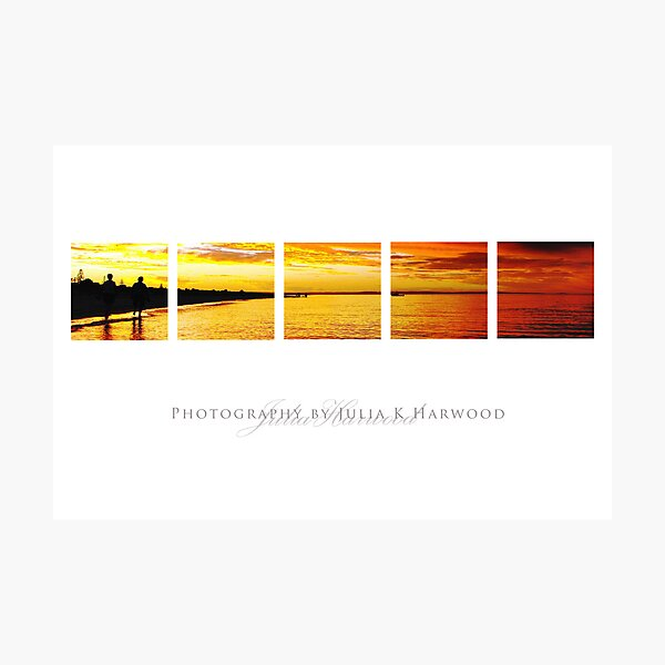 Sunset ~ Signature Series Photographic Print