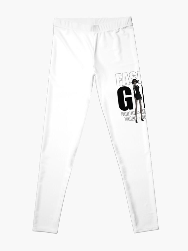 Alternate view of Fashion Girl Leggings
