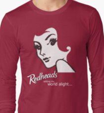 Redheads Long Sleeve T-Shirt