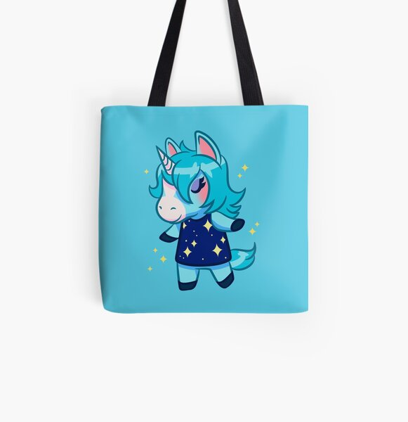 Julian ACNL All Over Print Tote Bag