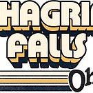 Chagrin Falls, OH by retroready