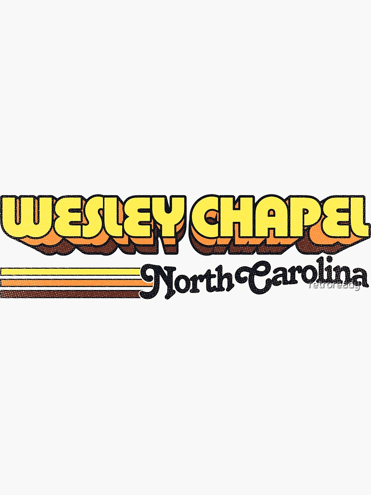 Wesley Chapel, NC by retroready