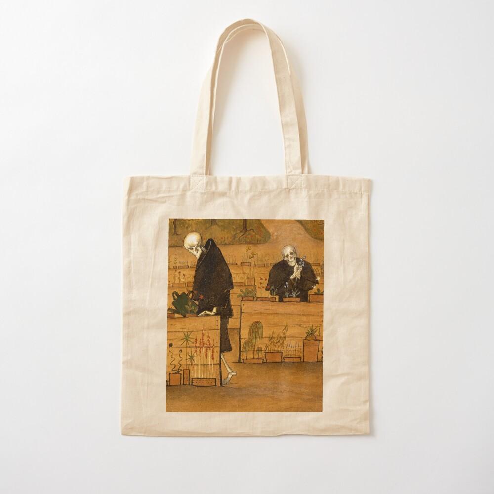Death Garden Tote bag