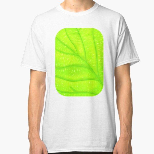 A Vibrant Leaf Classic T-Shirt