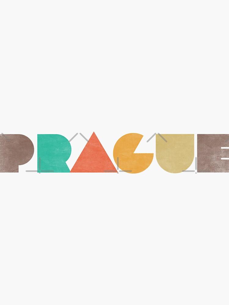 Prague Vintage by designkitsch