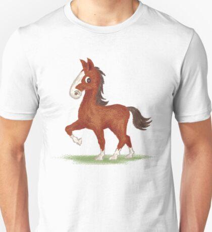 Horse is walking T-Shirt