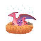Umbrella by bonniepangart